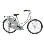 Omafiets  ALFA DUTCH Shopping 28 inch / 53cm - 1 SP Wit