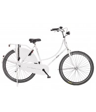 Alfa Omafiets Holland Crown  28 inch 50CM 1 Vers. Mat Wit