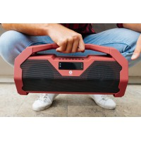 Lesenz Bluesenz Blast Powerfull Wireless speaker - Rood